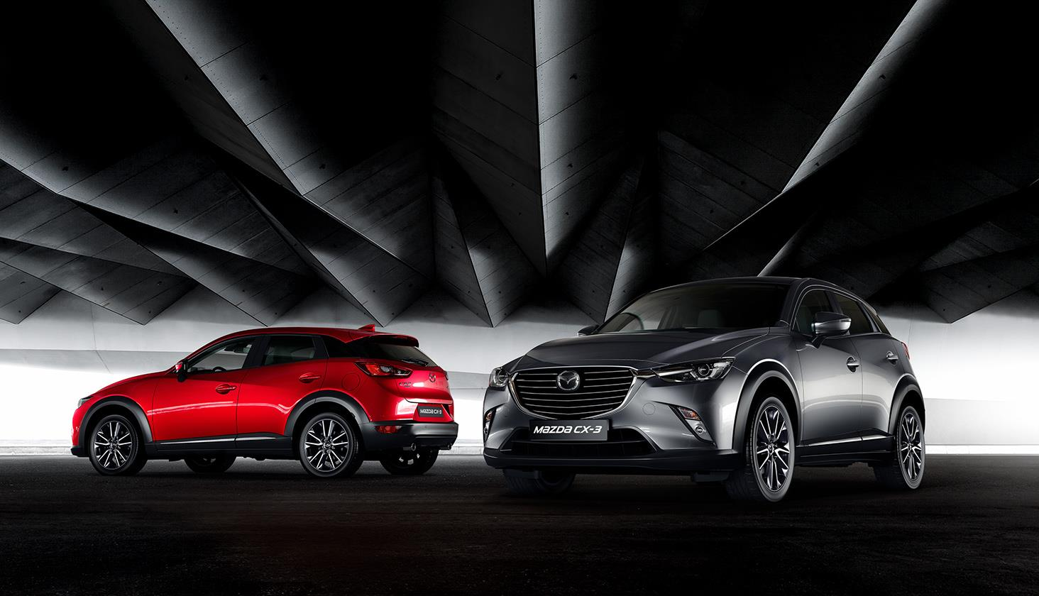 2018 CX-3 GS with automatic transmission